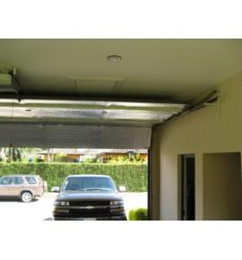 Aislamiento para puerta de garaje