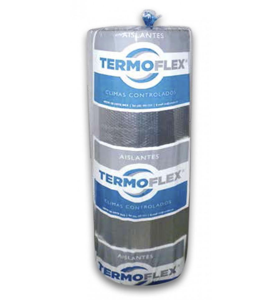 Rollo aislante termico aluminizado materiales de - Mejores aislantes termicos ...