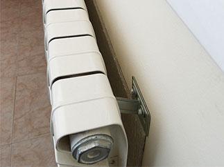 aislamiento térmico para radiadores de calefacción