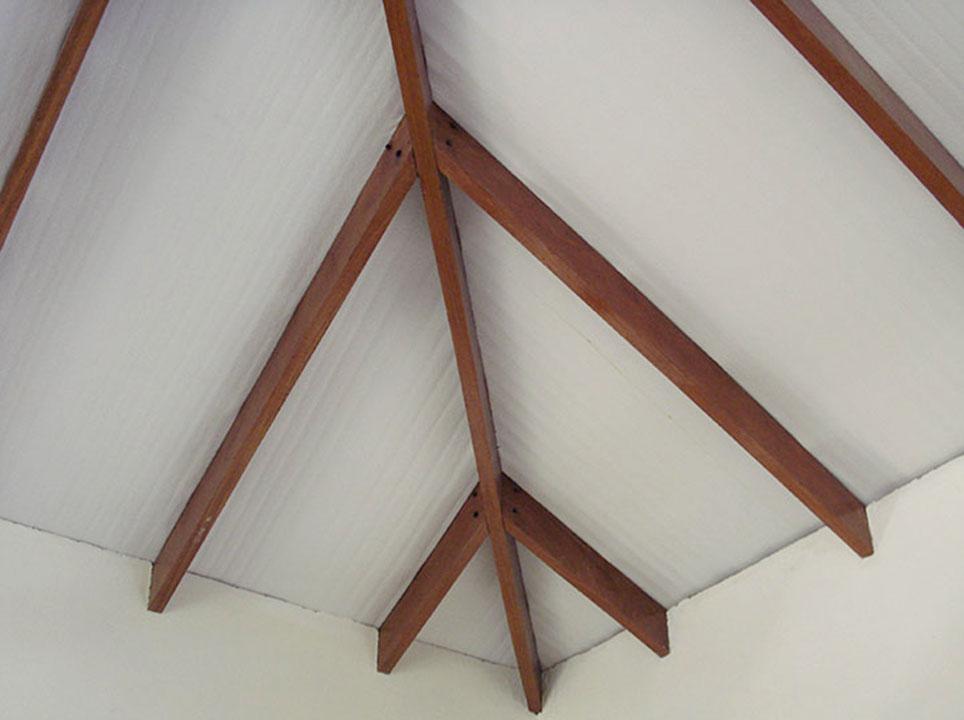 aislamiento térmico para paredes y techos con cara blanca