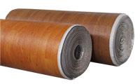 Rollos aislante térmico acabado madera