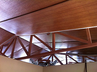 aislamiento térmico madera